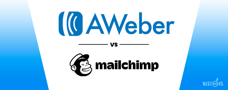 AWeber vs MailChimp (2019) Features & Pricing