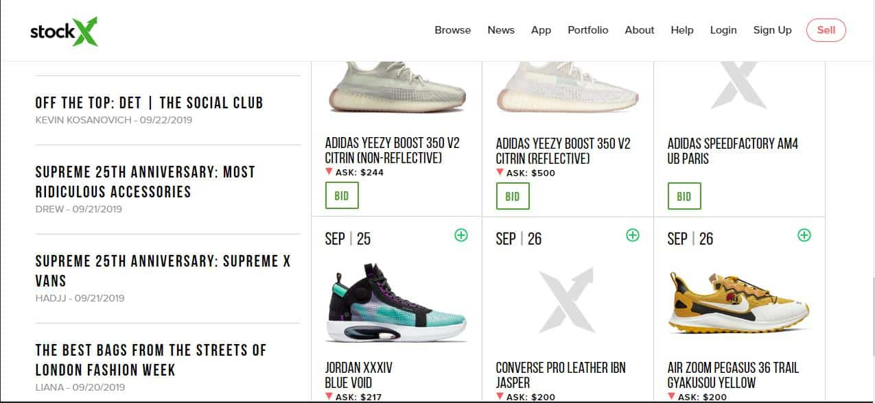 Best Place To Buy Sneakers: StockX VS GOAT | Best and VS
