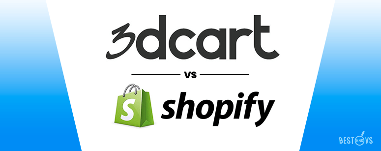 Ecommerce Comparison: 3Dcart VS Shopify