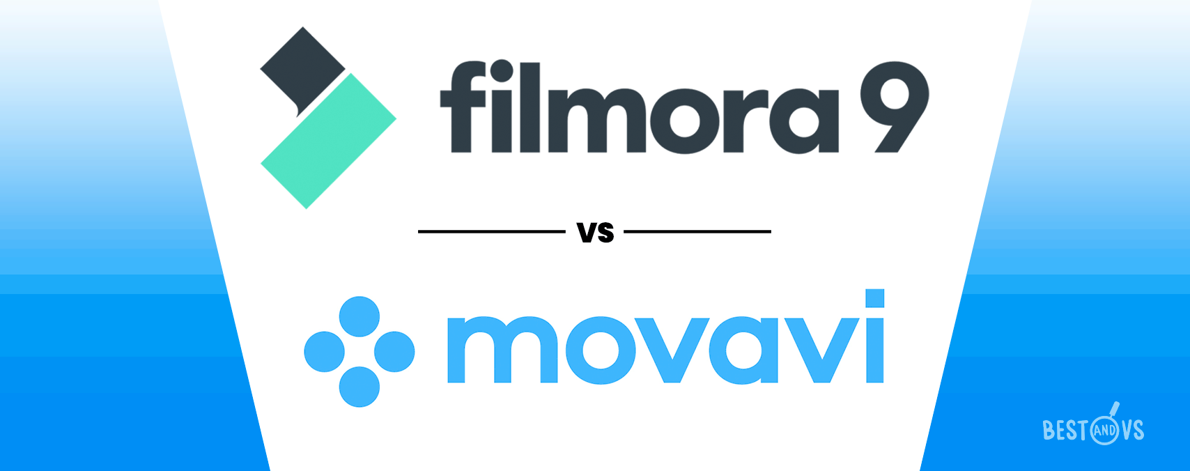 Filmora VS Movavi (2019) Features & Pricing