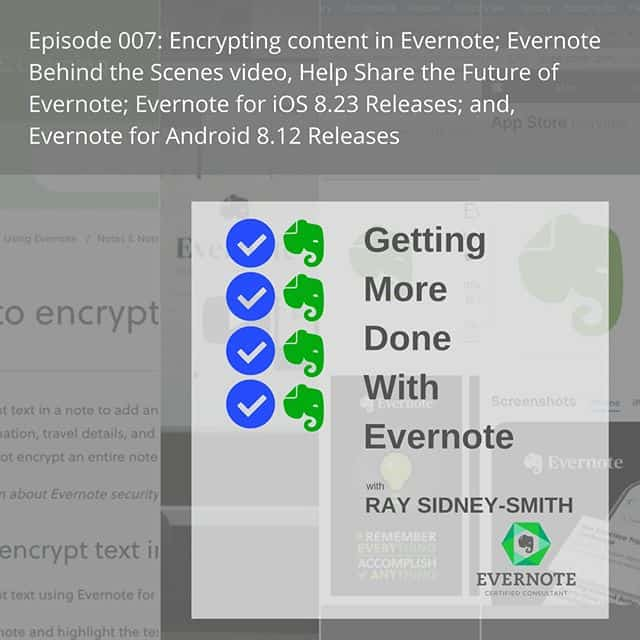 Notes on The Go A Comparison of Google Keep and Evernote