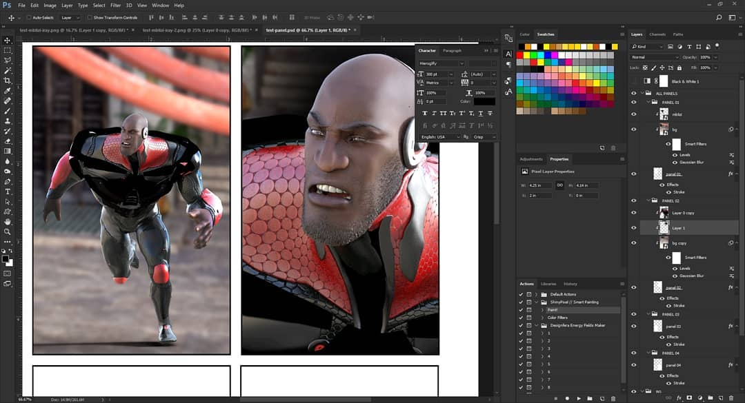 DAZ 3D VS Poser (2019) Features & Pricing